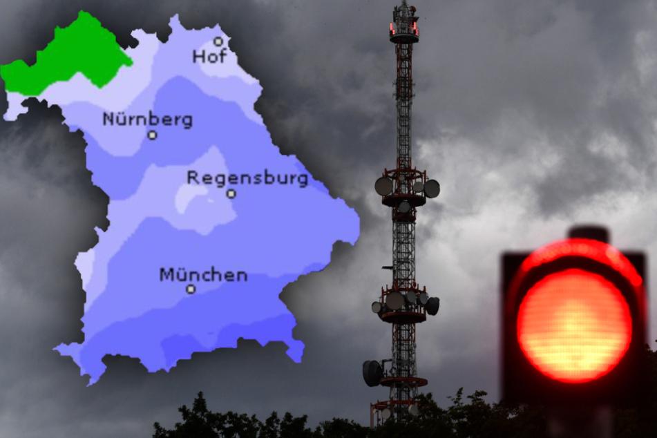Es kann richtig krachen! So wird das Wetter im Freistaat Bayern
