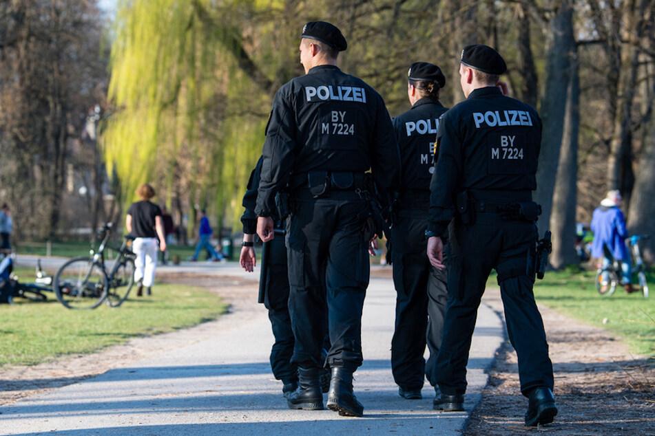München: Corona-Partys: Polizei muss mehrfach in München eingreifen
