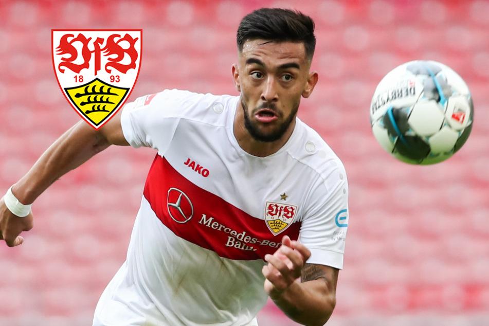Stürmer Gonzalez trainiert wieder beim VfB Stuttgart