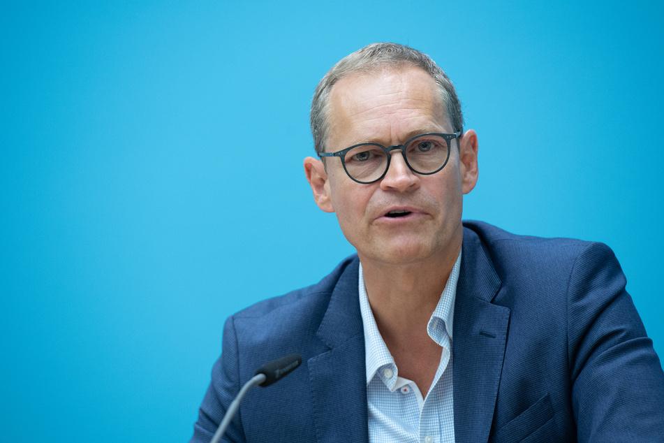 Berlins Regierender Bürgermeister Michael Müller (SPD) hat dem Kremlkritiker eine schnelle Genesung gewünscht.