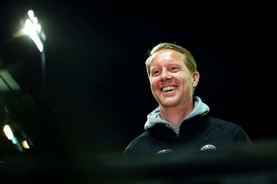 FCSP-Trainer Timo Schultz (43) ist zufrieden, sieht aber noch Entwicklungspotenzial.