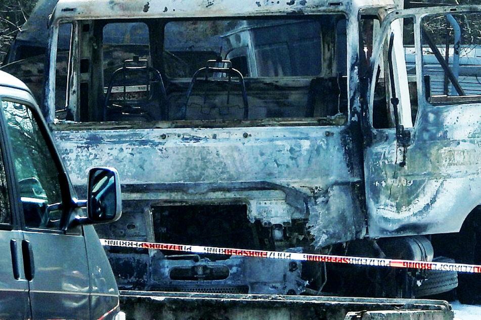 Wegen JVA-Neubau in Zwickau? Brandanschläge auf zwei sächsische Firmen