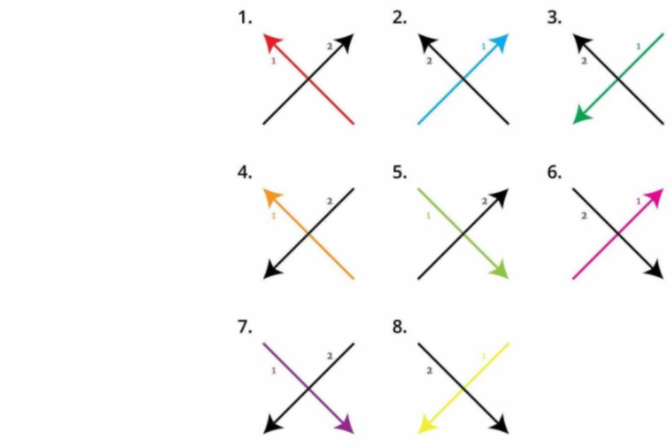 """8 verschiedene Versionen, wie Ihr den Buchstaben """"X"""" schreiben könnt."""