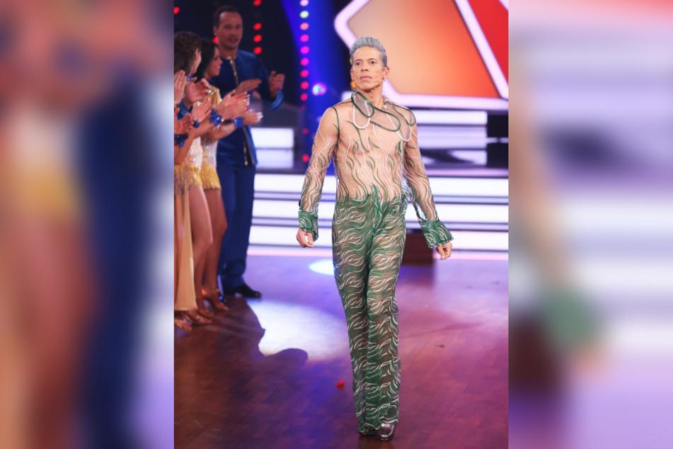 Die Outfits von Jorge González (53) sind meistens ausgefallen. (Archivbild)
