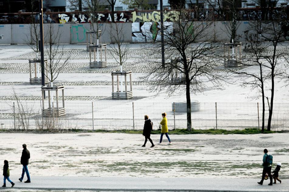 Coronakrise legt Berlin weiter lahm: Senat verlängert Ausgangsbeschränkungen