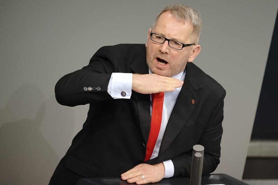 SPD-Beben! Johannes Kahrs tritt als Haushaltspolitischer Sprecher zurück