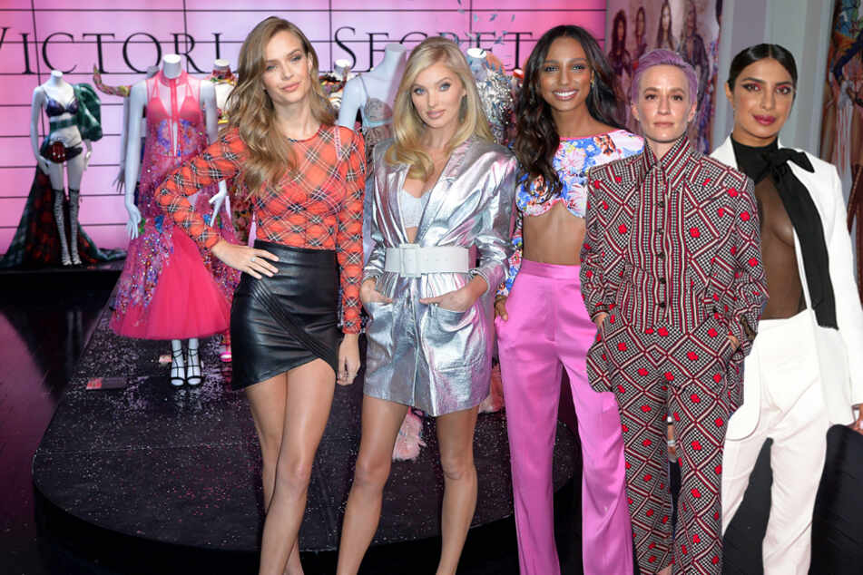 Victoria's Secret Angels are getting the activist treatment with new additions to the angel crew