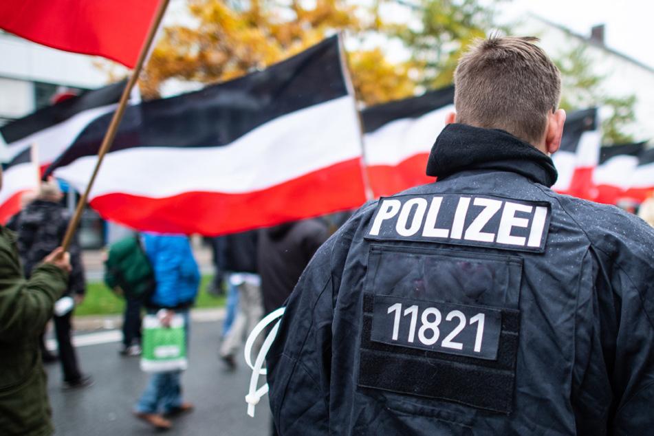 Anzahl der rechtsextremen Straftaten in Bayern steigt weiterhin an