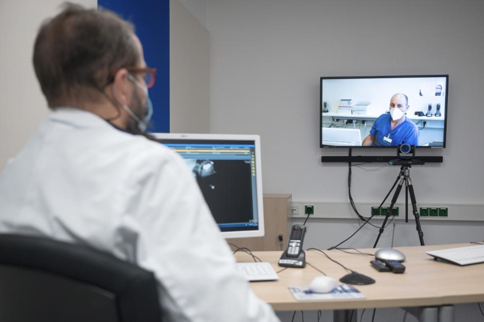 Arzt per Videokonferenz: Dieses Krankenhaus macht es vor
