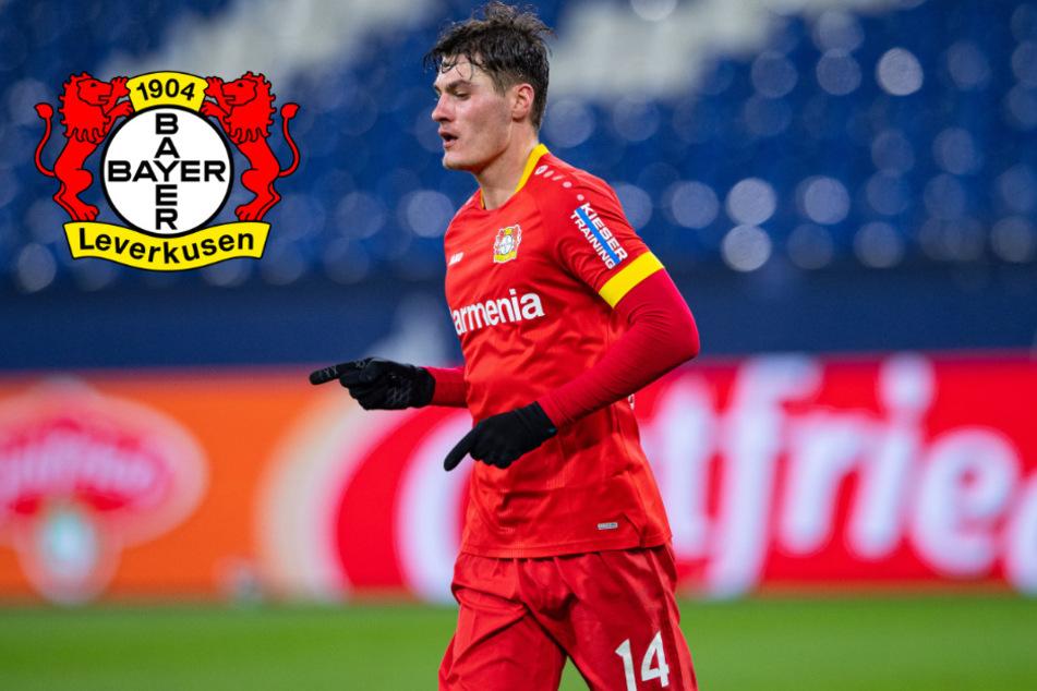 Bayer Leverkusen fordert Slavia Prag: Patrik Schicks Reise in die Vergangenheit