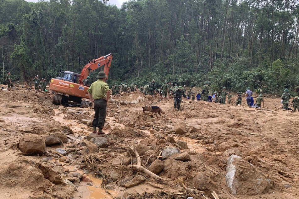Landslides in Vietnam claim 22 more lives