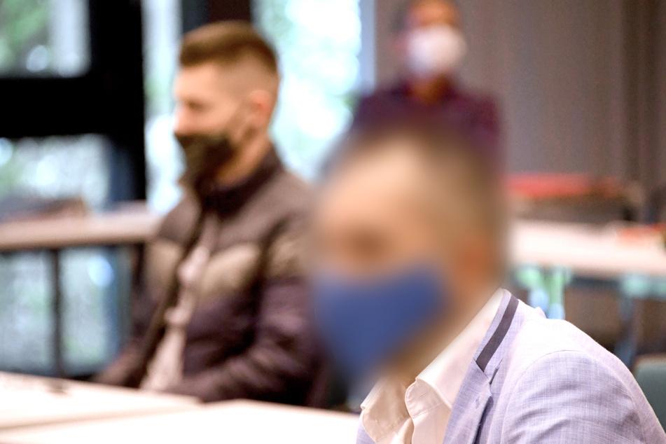 Prostituierte überfallen: Geständnis im Prozess gegen Räuber-Trio