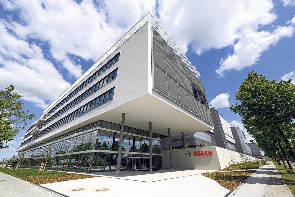 Die neue Chipfabrik von Bosch ist das jüngste Renommierprojekt der Branche in Dresden.