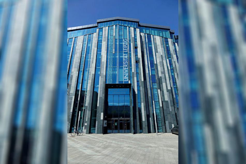 Die Leipziger Universität heute.