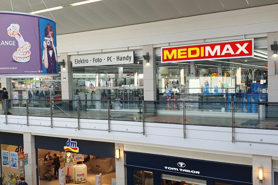 MEDIMAX startet ab Montag (12.4.) riesigen Lagerverkauf