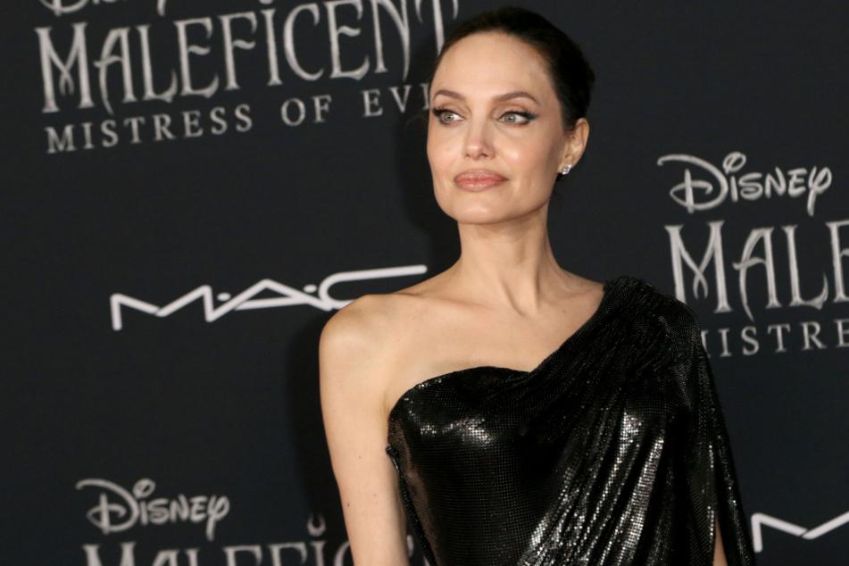 Angelina Jolie (44) im vergangenen Jahr.