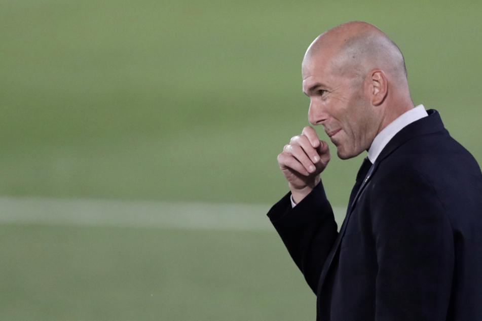Real Madrid nach Donezk-Blamage: Trainer Zidane macht den Schuldigen aus!