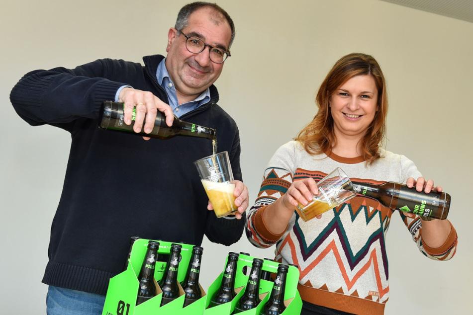 Dresden: Wein trifft auf Bier auf der Galopprennbahn