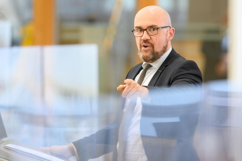 Hans-Thomas Tillschneider (43, AfD) darf weiter an der Universität Bayreuth lehren.