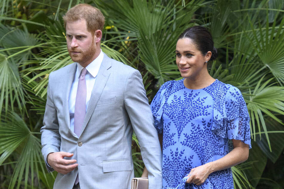 Are Prince Harry and Meghan about to lose their royal titles?