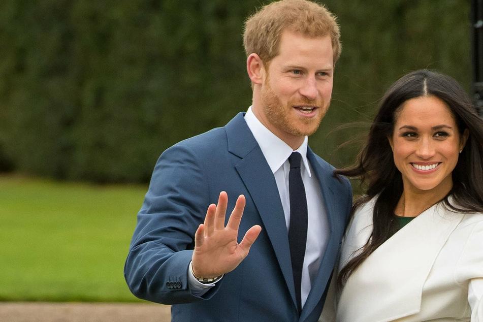 Harry und Meghan verlassen das britische Königshaus für immer!