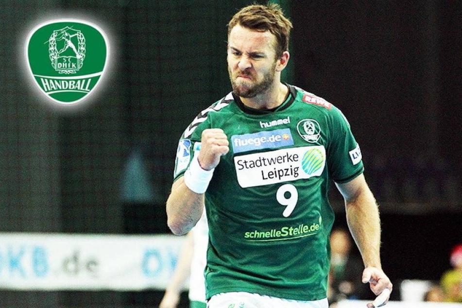 Leipzigs Handballer verlieren größten Star
