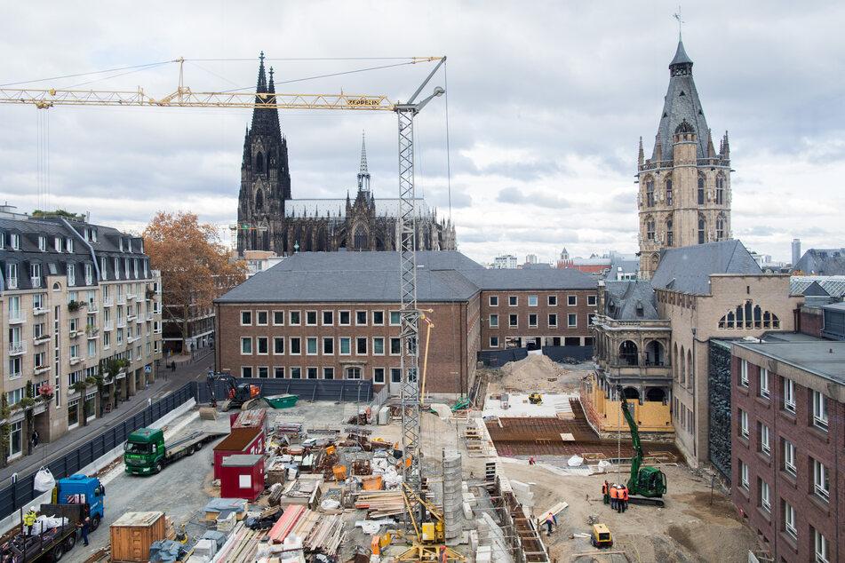 Parallelwelt im Untergrund: Ältestes Judenviertel in Köln entsteht neu