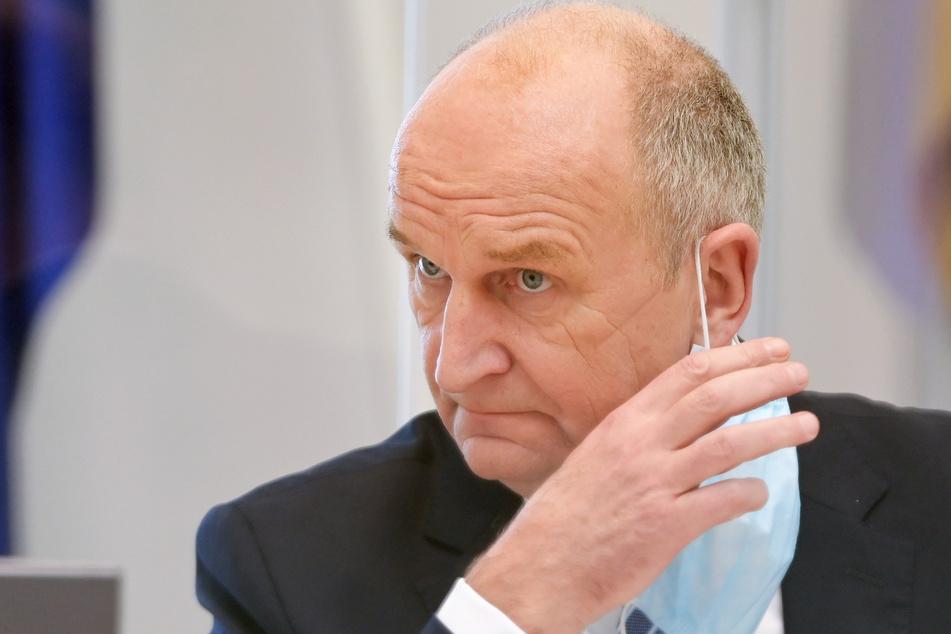 Ministerpräsident Dietmar Woidke (SPD) und sein Kabinett haben über Ostern unter anderem nächtliche Ausgangsbeschränkungen beschlossen.