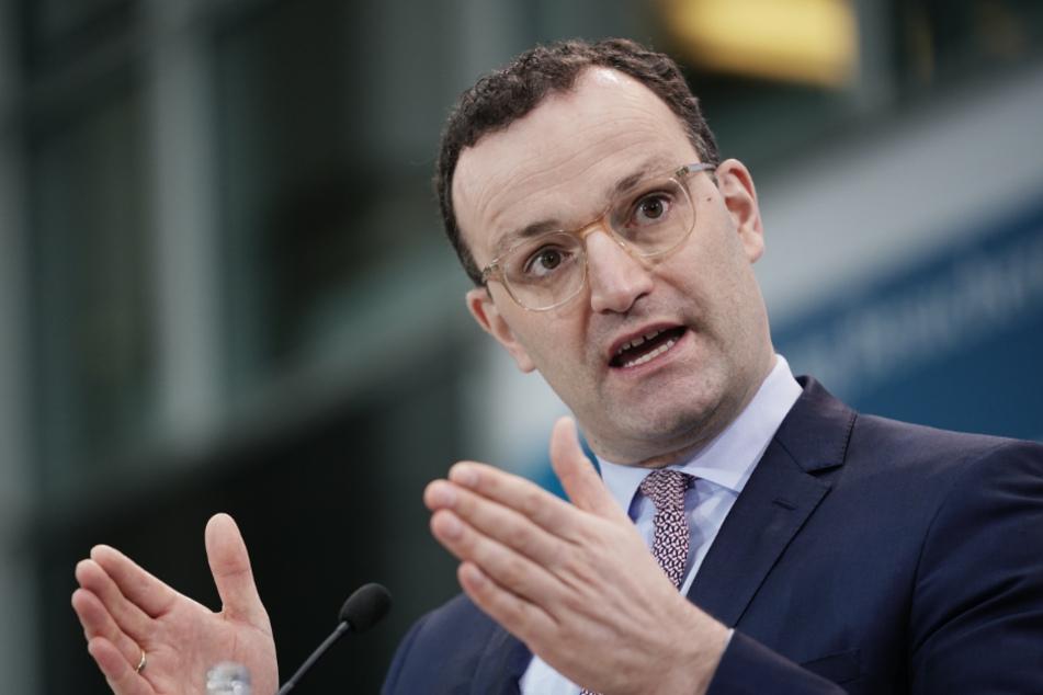 Gesundheitsminister Spahn dringt auf niedrige Corona-Zahlen vor Weihnachten