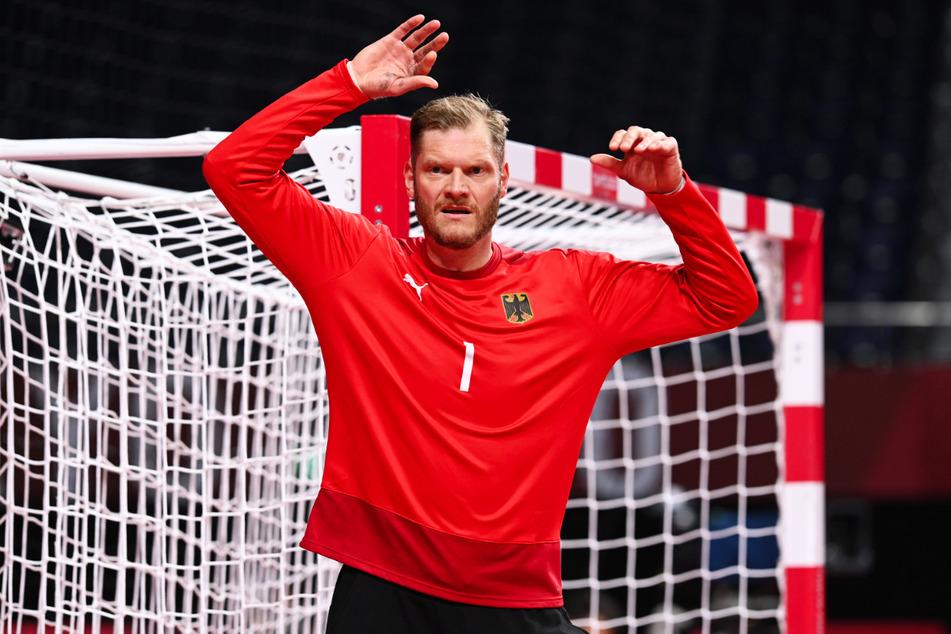 Johannes Bitter (38) steht jetzt (wieder) beim HSV Hamburg zwischen den Pfosten.