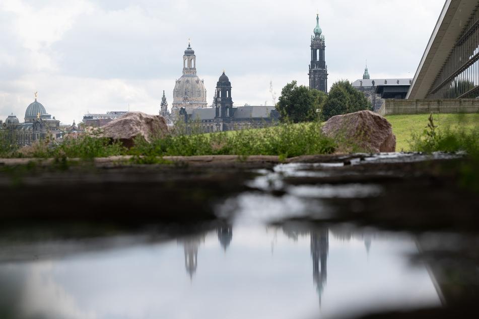 Der Sommer 2021 war in Sachsen nasser und bewölkter als in den vergangenen Jahren.
