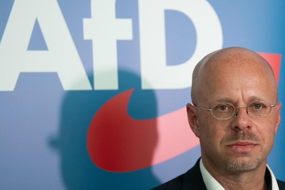 Nach AfD-Rauswurf: Rechtsaußen Andreas Kalbitz will das Feld nicht räumen