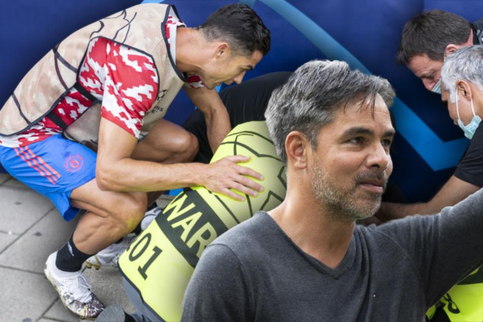 Furioses CL-Spiel mit CR7: Unfall, Tor und irrer Last-Minute-K.O. gegen Ex-Schalker Wagner!