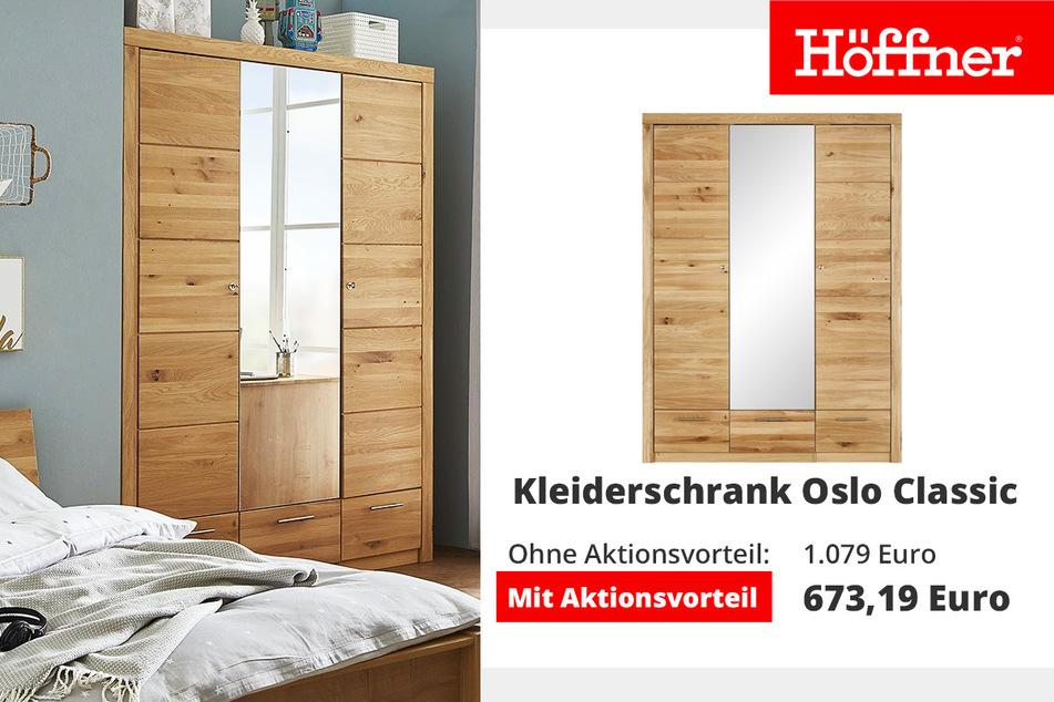 Kleiderschrank Oslo Classic