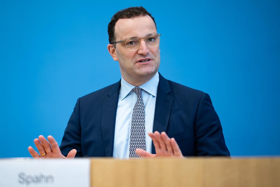 Insgesamt zeigte sich Jens Spahn (41, CDU) zufrieden mit der derzeitigen Situation: