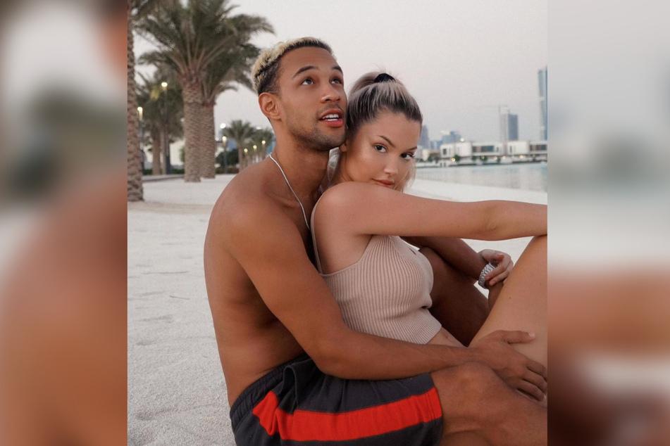 Das YouTuber-Couple lebt inzwischen in Dubai.