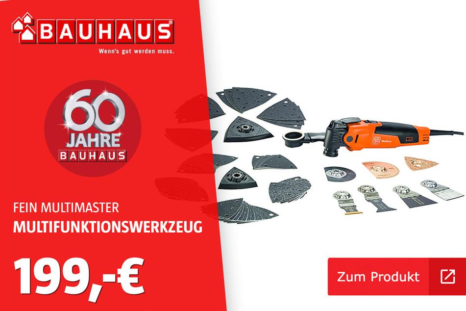 MultiMaster Multifunktionswerkzeug für 199 Euro.
