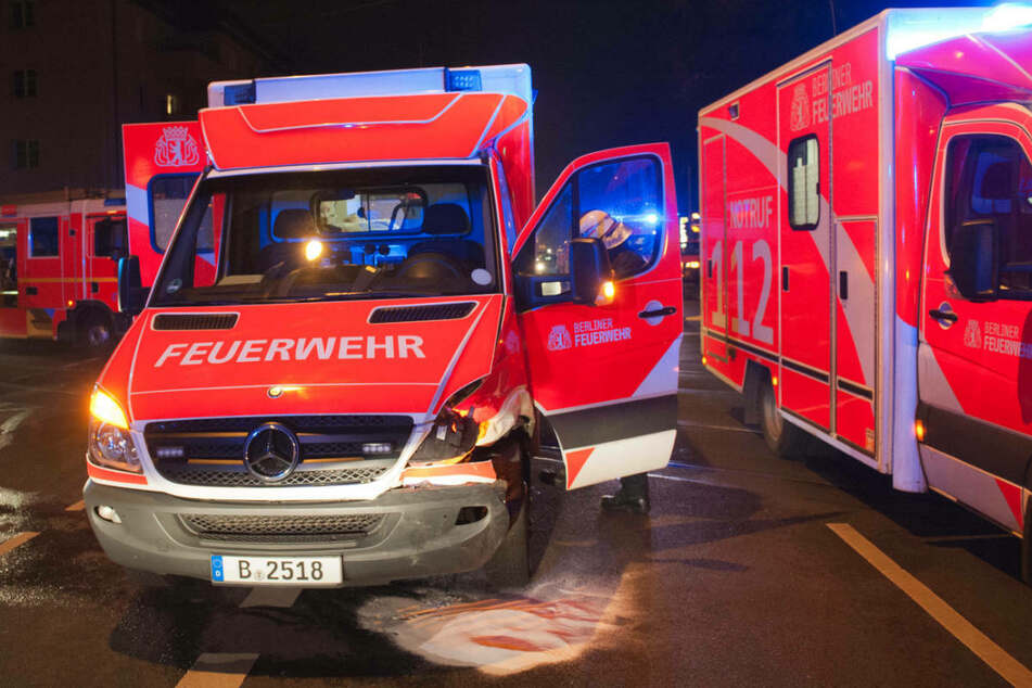 Am Montagabend ist ein 23-jähriger Motorradfahrer bei einem Verkehrsunfall in Berlin-Mitte schwer verletzt worden. (Symbolfoto)