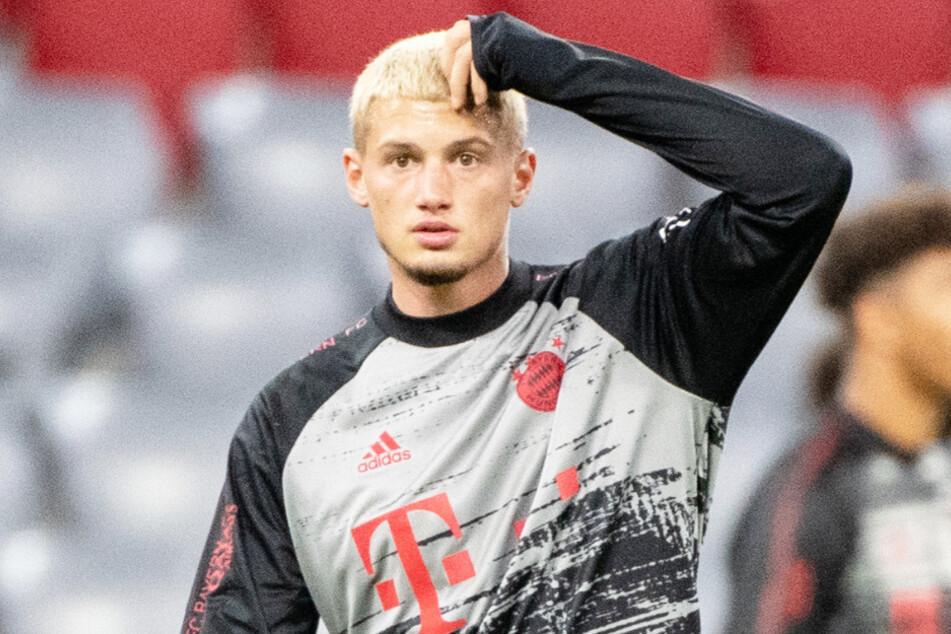 Michaël Cuisance (21) ist mit seiner Rolle beim FC Bayern München unzufrieden und will den deutschen Rekordmeister zeitnah verlassen.