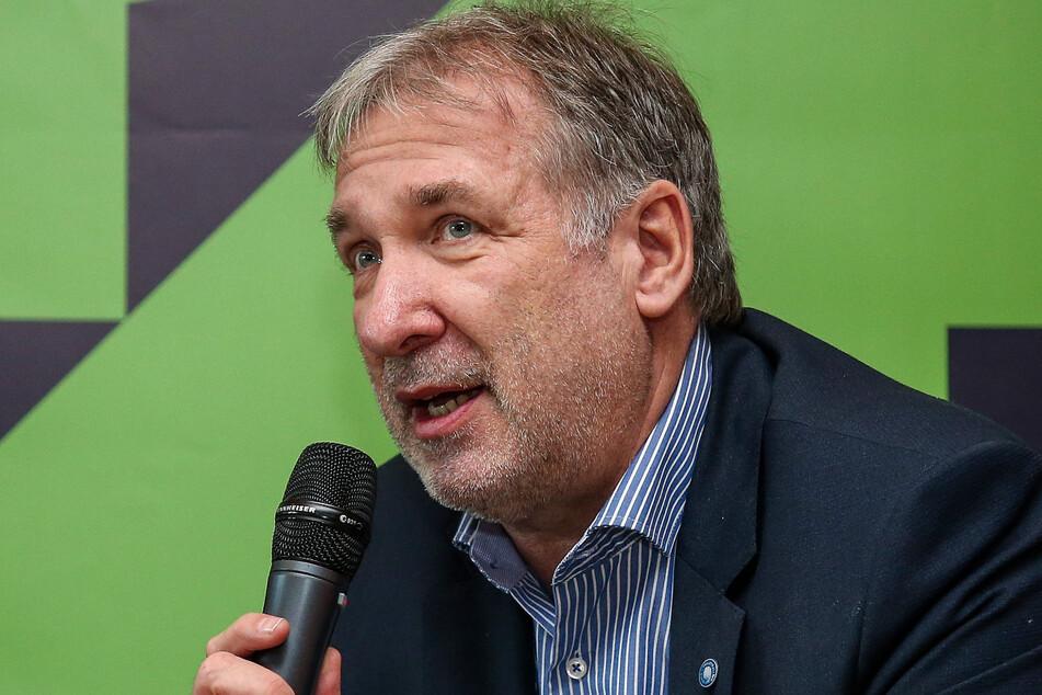 Michael Evers ist der Präsident der Volleyball-Bundesliga (VBL).