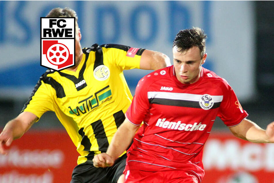 Marcel Bär kehrt nach sechs Monaten zu Rot-Weiß Erfurt zurück