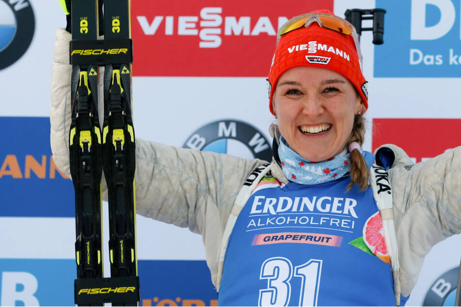 Denise Herrmann vor Biathlon-WM: Auf eigenes Können vertrauen