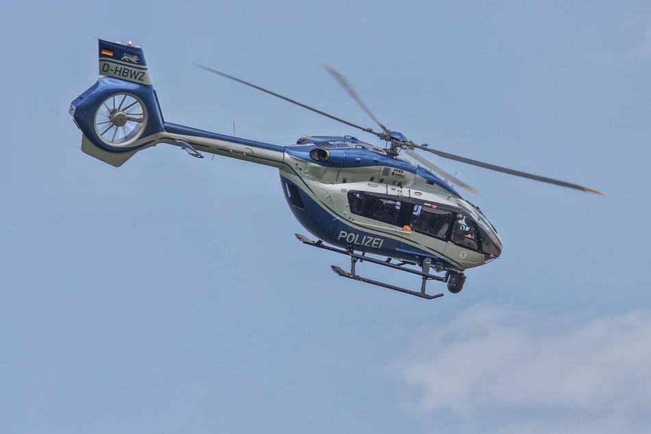 Die Polizeihauptmeisterin möchte gern hoch hinaus. Ihr großer Traum ist die Hubschrauberstaffel.