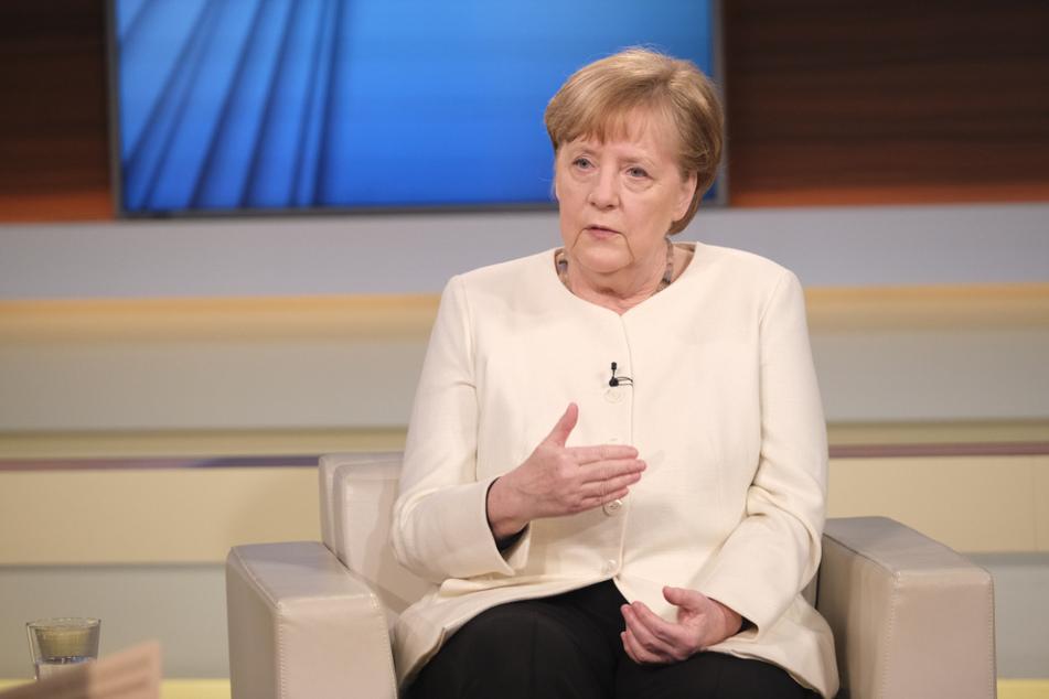 """Bundeskanzlerin Angela Merkel war am Sonntag zu Gast bei """"Anne Will"""". Dabei kritisierte sich unter anderem die Länderchefs für ihr Vorgehen in der Corona-Pandemie."""