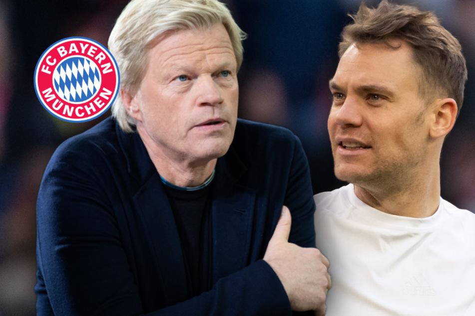 FC Bayern: Was wird aus Manuel Neuer? Oliver Kahn spricht von Herausforderung
