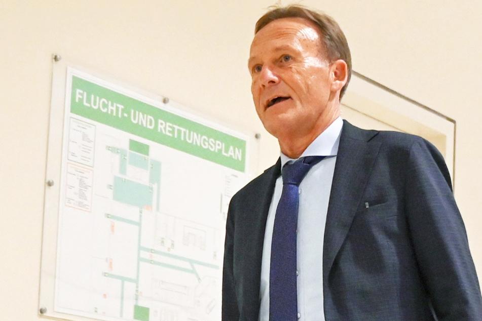 Hans-Joachim Watzke ärgerte sich über die Aussagen eines Philosophen, der den Profifußball harsch kritisiert hatte.