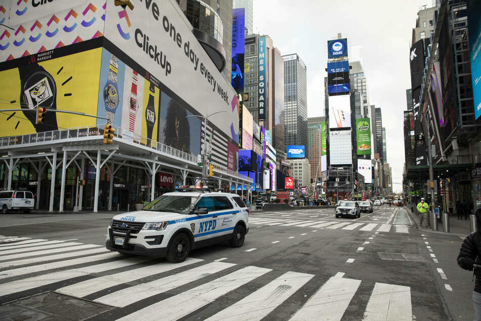 YouTuber arrested for dangerous Times Square prank
