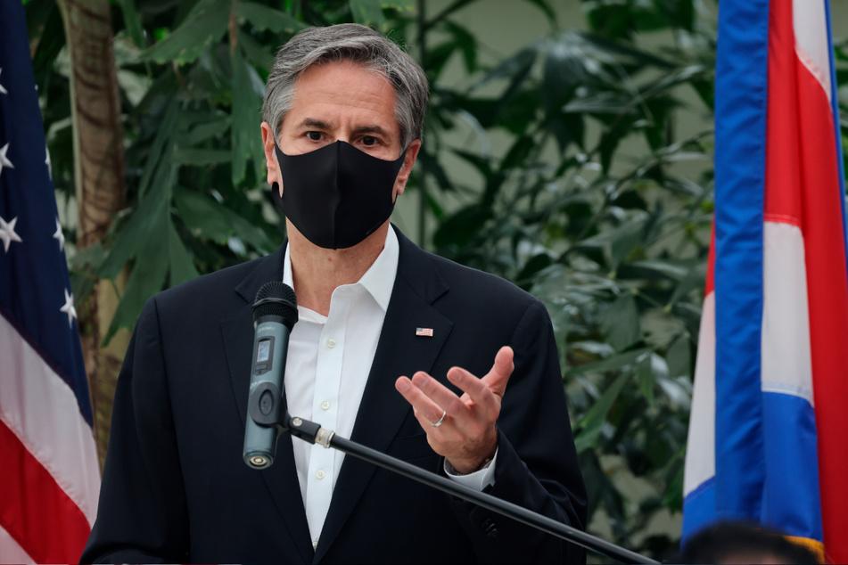 US-Außenminister Antony Blinken (59)