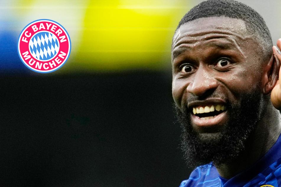 Rüdiger-Hammer beim FC Bayern? Rekordmeister hat es offenbar auf den Chelsea-Star abgesehen!