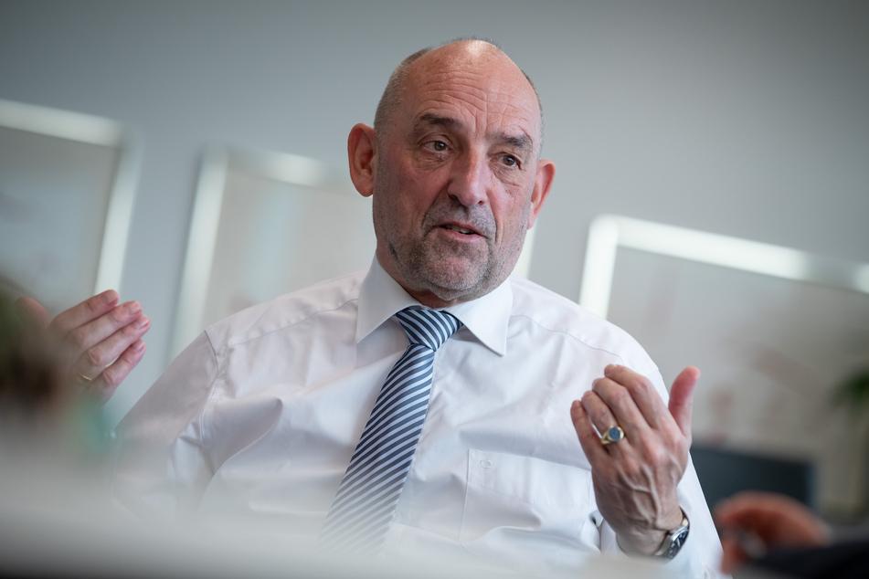 Detlef Scheele ist der Vorstandsvorsitzende der Bundesagentur für Arbeit (BA).